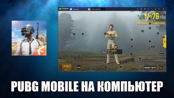 Обзор игры pubg mobile на пк
