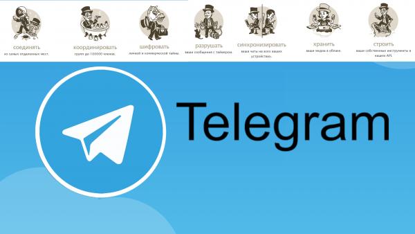 Обзор программы Телеграм на русском языке