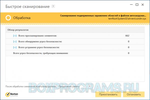 Norton Antivirus для Windows 10, 7, 8, XP, Vista
