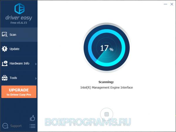 Driver Easy на русском языке