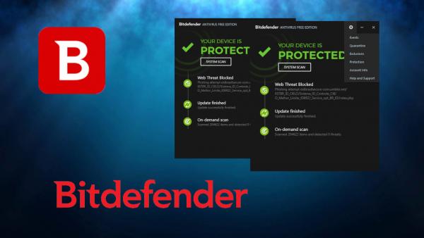 Обзор программы BitDefender Antivirus Free Edition на русском языке