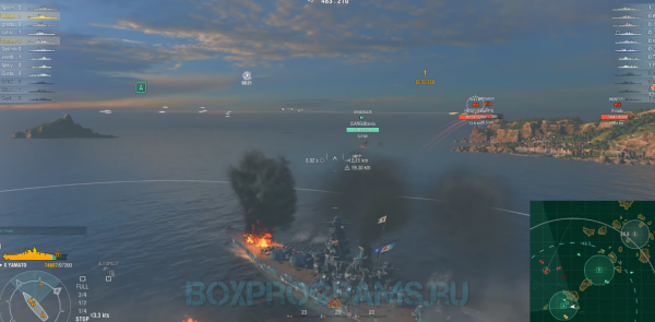 World of Warships новая версия