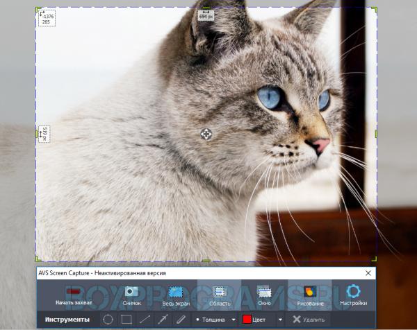 AVS Video Editor на русском языке