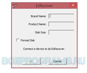 EzRecover русская версия