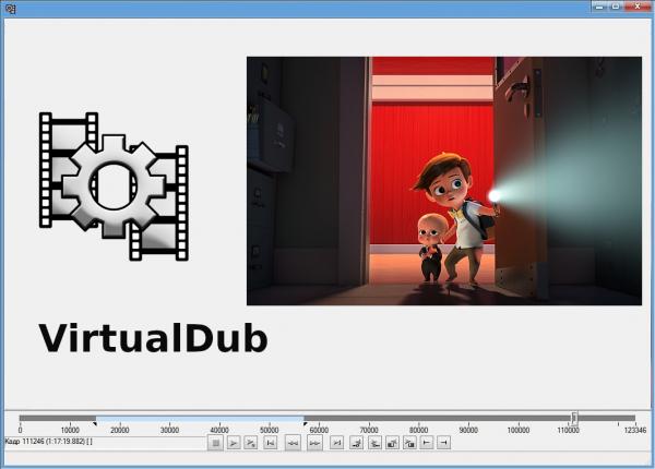 Обзор программы VirtualDub на русском зыке