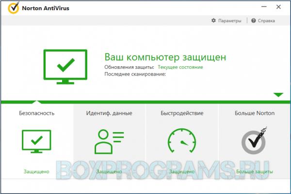 Norton Antivirus русская версия