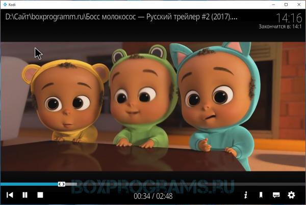 Kodi русская версия
