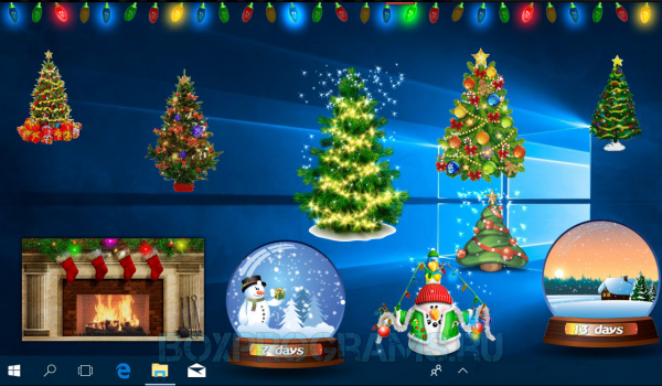 Christmas Elf новая версия