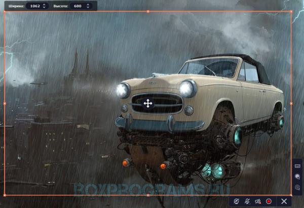 Movavi Screen Recorder русская версия