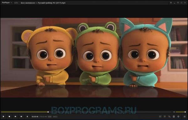 Daum PotPlayer русская версия