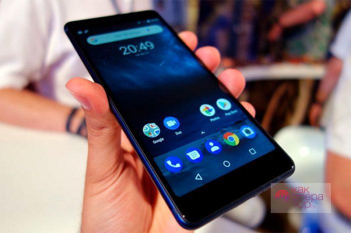 смартфон Nokia 5.1