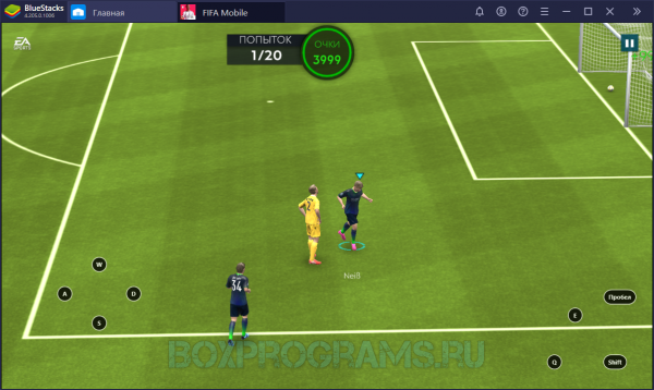 FIFA Mobile на русском языке