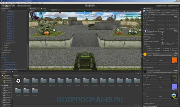Unity Web Player русская версия