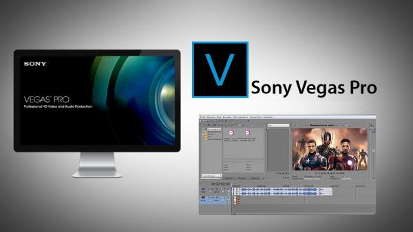 Обзор программы Sony Vegas Pro русская версия